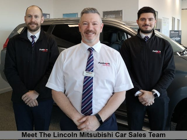Pentagon Mitsubishi Lincoln - Outer Circle Rd