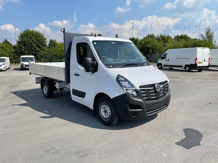 Vauxhall Movano 3500 2.3 135PS Turbo D L2h1 FWD Tipper | 06N059979 | Photo 1