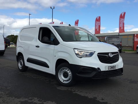 Vauxhall Combo 2000 1.5 100PS Turbo D Edition L1h1 Start/stop | 20N028349