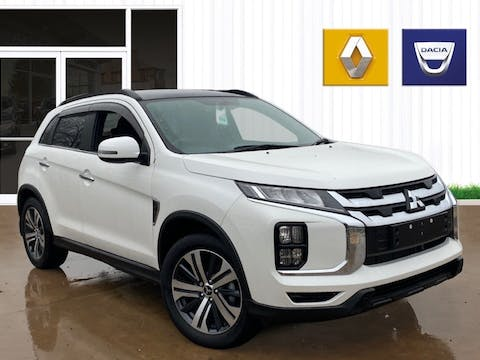 Mitsubishi ASX 2.0 Exceed 5dr | 70N001917