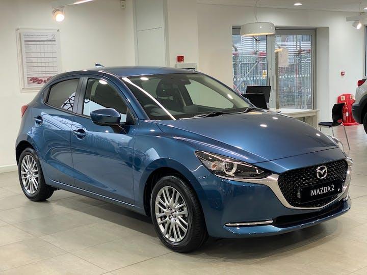 Mazda Mazda2 1.5 Skyactiv-g Sport Nav 5dr | 72N001169 | Photo 1