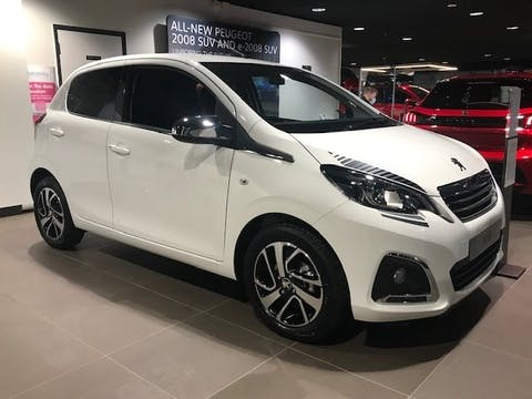 Peugeot 108 1.0 72PS Collection 5dr | 74N003950