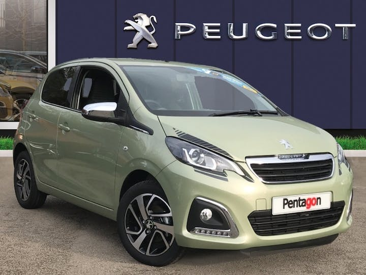 Peugeot 108 1.0 72PS Collection 5dr | 97N011560 | Photo 1