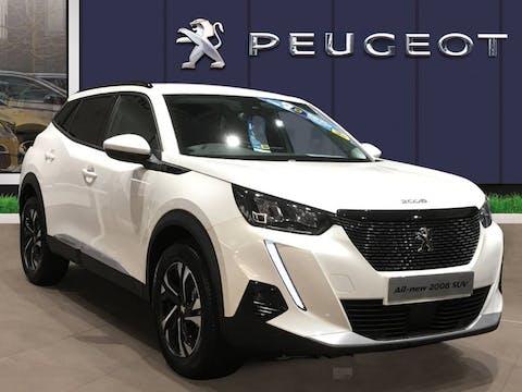 Peugeot 2008 1.2 Puretech Allure Premium Pt 130PS 5dr | 97N011609