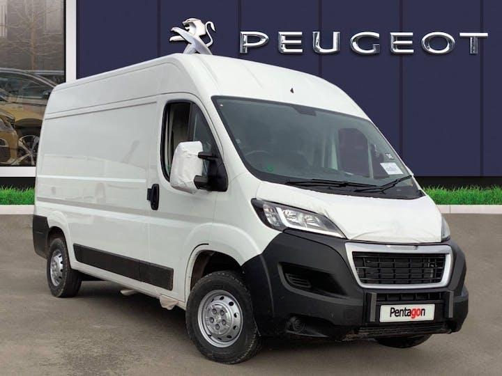 Peugeot Boxer 335 2.2 Bluehdi 140PS L2 H2 Professional | 97N011677 | Photo 1