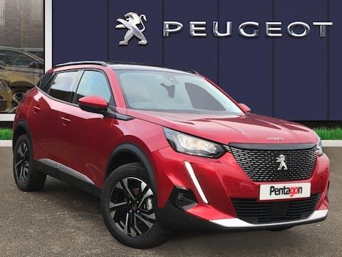 Peugeot 2008 1.2 Puretech Allure 5dr | 97N011711
