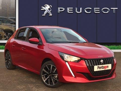 Peugeot 208 1.2 Puretech 100PS Allure Premium 5dr | 97N011723