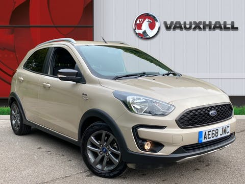 Ford Ka+ 1.2 Ti Vct Active Hatchback 5dr Petrol (s/s) (85 Ps) | AE68JWC
