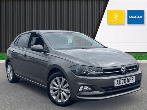 Volkswagen Polo 1.0 Evo Match Hatchback 5dr Petrol Manual (s/s) (80 Ps)   AE70WFR