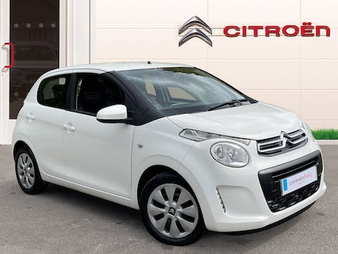 Citroen C1 1.2 Puretech Feel Hatchback 5dr Petrol Manual (82 Ps) | AF67ONS
