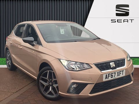 SEAT Ibiza 1.0 Mpi XCellence Hatchback 5dr Petrol Manual (s/s) (75 Ps) | AF67XFT