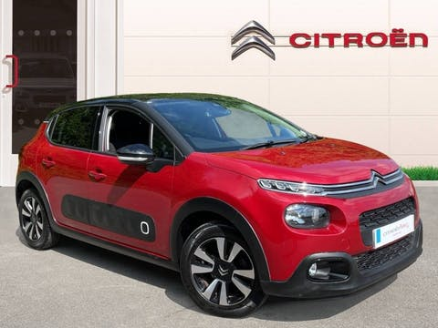 Citroen C3 1.2 Puretech Flair Hatchback 5dr Petrol Manual (82 Ps) | AO18UHE