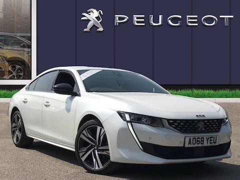 Peugeot 508 2.0 Bluehdi 180PS GT 5dr Eat8 Auto | AO68YEU