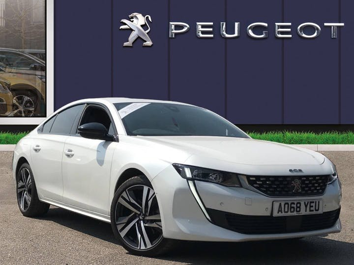 Peugeot 508 2.0 Bluehdi 180PS GT 5dr Eat8 Auto | AO68YEU | Photo 1