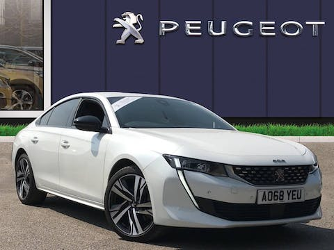 Peugeot 508 2.0 Bluehdi GT Fastback 5dr Diesel Eat (s/s) (180 Ps) | AO68YEU