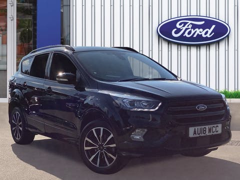 Ford Kuga 1.5t Ecoboost St Line SUV 5dr Petrol Manual (s/s) (150 Ps) | AU18WCC
