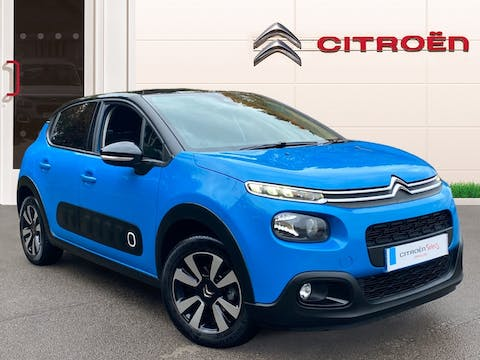 Citroen C3 1.2 Puretech Flair Hatchback 5dr Petrol Manual (s/s) (83 Ps) | AU69ZKJ