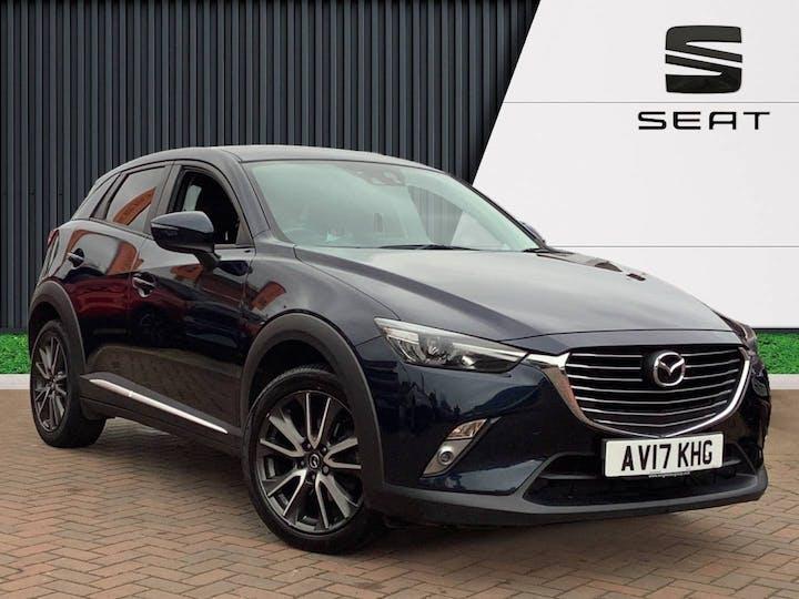 Mazda CX 3 2.0 Skyactiv G Sport Nav SUV 5dr Petrol (s/s) (121 Ps) | AV17KHG | Photo 1
