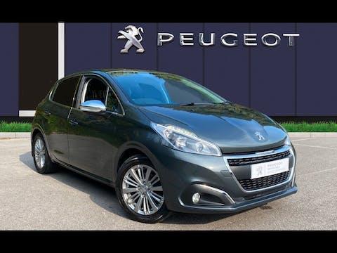 Peugeot 208 1.2 Puretech 82PS Allure 5dr | AY67LDZ