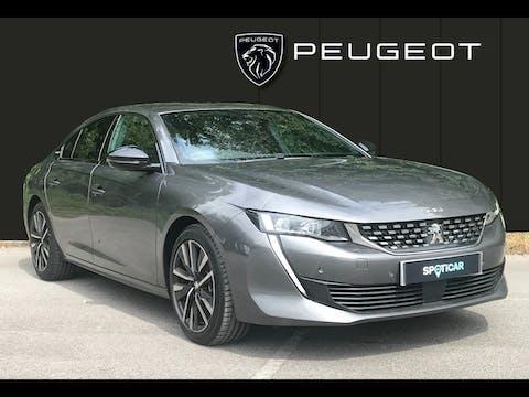 Peugeot 508 1.6 11.8kwh GT Fastback 5dr Petrol Plug In Hybrid E Eat (s/s) (225 Ps)   BD21XBK