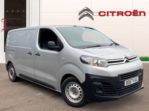 Citroen Dispatch 1.6 Bluehdi 1000 Enterprise M Panel Van 6dr Diesel Manual MWB Eu6 (s/s) (115 Ps) | BD67KVU