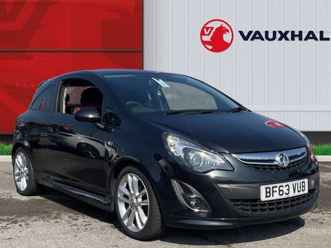 Vauxhall Corsa 1.4 I 16V SRi Hatchback 3dr Petrol Manual (a/c) (129 G/km, 99 Bhp) | BF63VUB