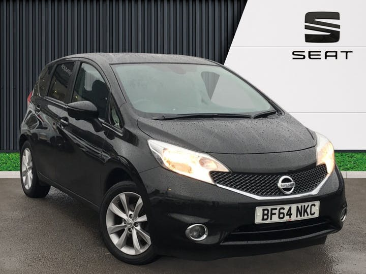 Nissan Note 1.2 Dig S Tekna Hatchback 5dr Petrol Manual (99 G/km, 97 Bhp) | BF64NKC | Photo 1