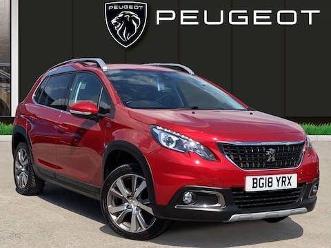 Peugeot 2008 1.2 Puretech Allure SUV 5dr Petrol (s/s) (110 Ps) | BG18YRX