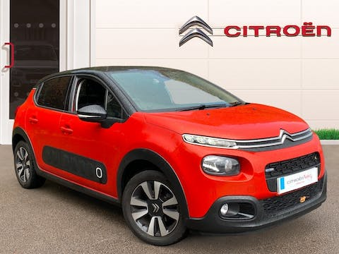 Citroen C3 1.2 Puretech 82PS Flair 5dr | BG67RWX
