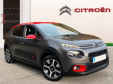 Citroen C3 1.2 Puretech 82PS Flair Nav Edition 5dr | BH19WPE
