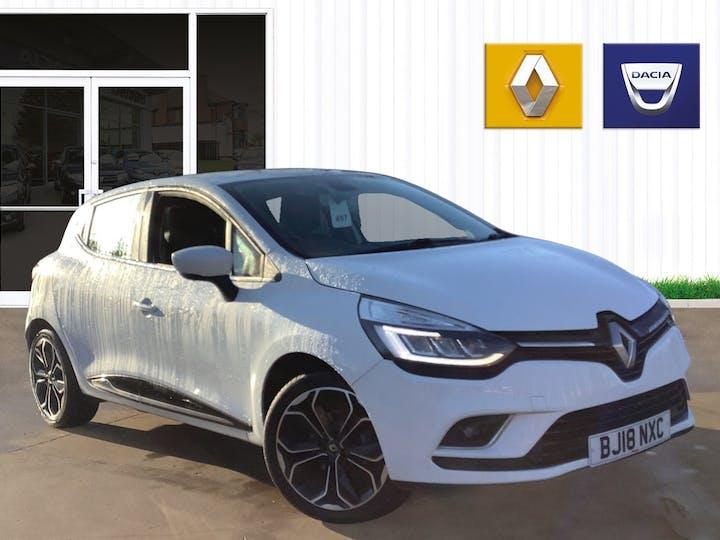 Renault Clio 1.2 Tce Dynamique S Nav Hatchback 5dr Petrol (s/s) (120 Ps) | BJ18NXC | Photo 1