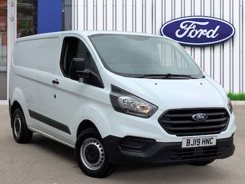 Ford Transit Custom 2.0 300 Ecoblue Panel Van 5dr Diesel Manual L1 H1 Eu6 (105 Ps) | BJ19HNC