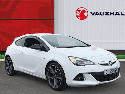 Vauxhall Astra GTC 1.4i Turbo Limited Edition Coupé 3dr Petrol (s/s) (120 Ps) | BJ65WGN