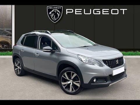 Peugeot 2008 1.2 Puretech GT Line SUV 5dr Petrol (s/s) (110 Ps)   BJ69HLW