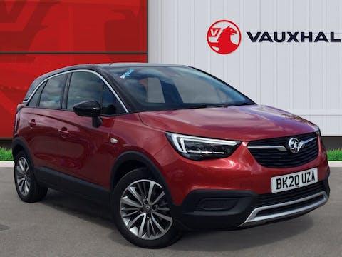 Vauxhall Crossland X 1.2 SRi Nav SUV 5dr Petrol Manual (s/s) (83 Ps) | BK20UZA