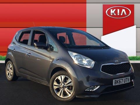 Kia Venga 1.6 4 5dr Auto | BK67UTV