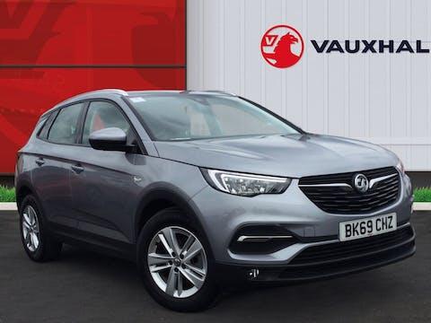 Vauxhall Grandland X 1.5 Turbo D Blueinjection SE SUV 5dr Diesel Manual (s/s) (130 Ps) | BK69CHZ