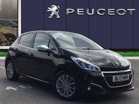 Peugeot 208 1.2 Puretech Allure Hatchback 5dr Petrol (82 Ps) | BL17HRM
