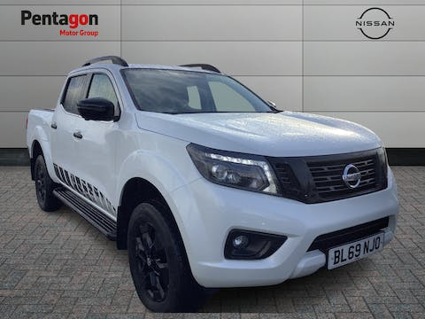 Nissan Navara 2.3 DCi N Guard Double Cab Pickup 4dr Diesel Auto 4wd (190 Ps)   BL69NJO