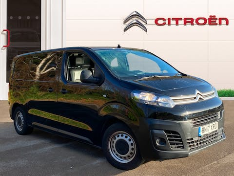 Citroen Dispatch 1.6 Bluehdi 1000 Enterprise M Panel Van 6dr Diesel Etg6 MWB Eu6 (s/s) (95 Ps) | BN17XRO
