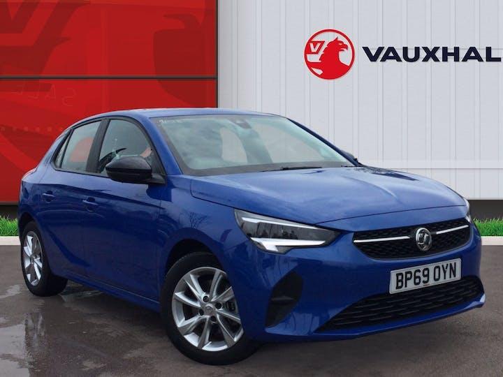 Vauxhall Corsa 1.2 Turbo SE Premium Hatchback 5dr Petrol Manual (s/s) (100 Ps)   BP69OYN   Photo 1