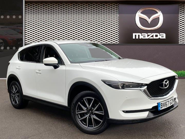 Mazda CX 5 2.0 Skyactiv G Sport Nav SUV 5dr Petrol (s/s) (165 Ps) | BV67GZW | Photo 1