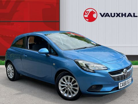 Vauxhall Corsa 1.4i SE Nav Hatchback 3dr Petrol Auto (90 Ps) | CA68XLX