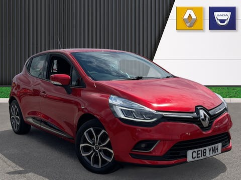Renault Clio 0.9 Tce Urban Nav Hatchback 5dr Petrol (s/s) (90 Ps) | CE18YMH