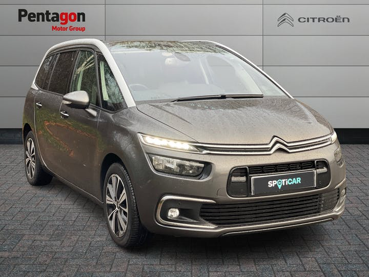Citroen Grand C4 Picasso 1.6 Bluehdi Flair Mpv 5dr Diesel Eat6 (s/s) (120 Ps) | CK17WXN | Photo 1