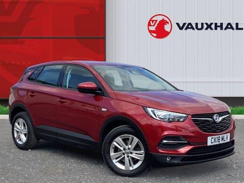 Vauxhall Grandland X 1.6 Turbo D Blueinjection SE SUV 5dr Diesel Manual (s/s) (120 Ps) | CK18MLV