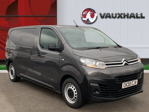 Citroen Dispatch 1.5 Bluehdi 1000 Enterprise M Panel Van 6dr Diesel Manual MWB Eu6 (s/s) (100 Ps) | CK20CJV