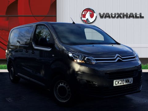 Citroen Dispatch 1.5 Bluehdi 1000 Enterprise M Panel Van 6dr Diesel Manual MWB Eu6 (s/s) (100 Ps) | CK20MMJ
