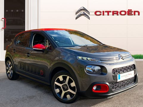 Citroen C3 1.2 Puretech 82PS Flair Nav Edition 5dr | CN19HKK