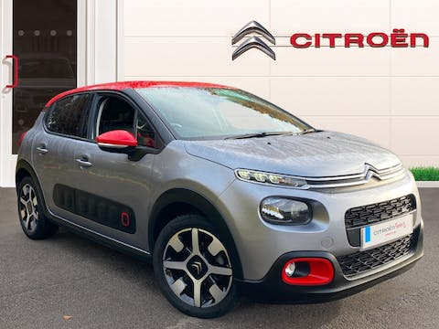Citroen C3 1.2 Puretech 82PS Flair Nav Edition 5dr | CN19PXY